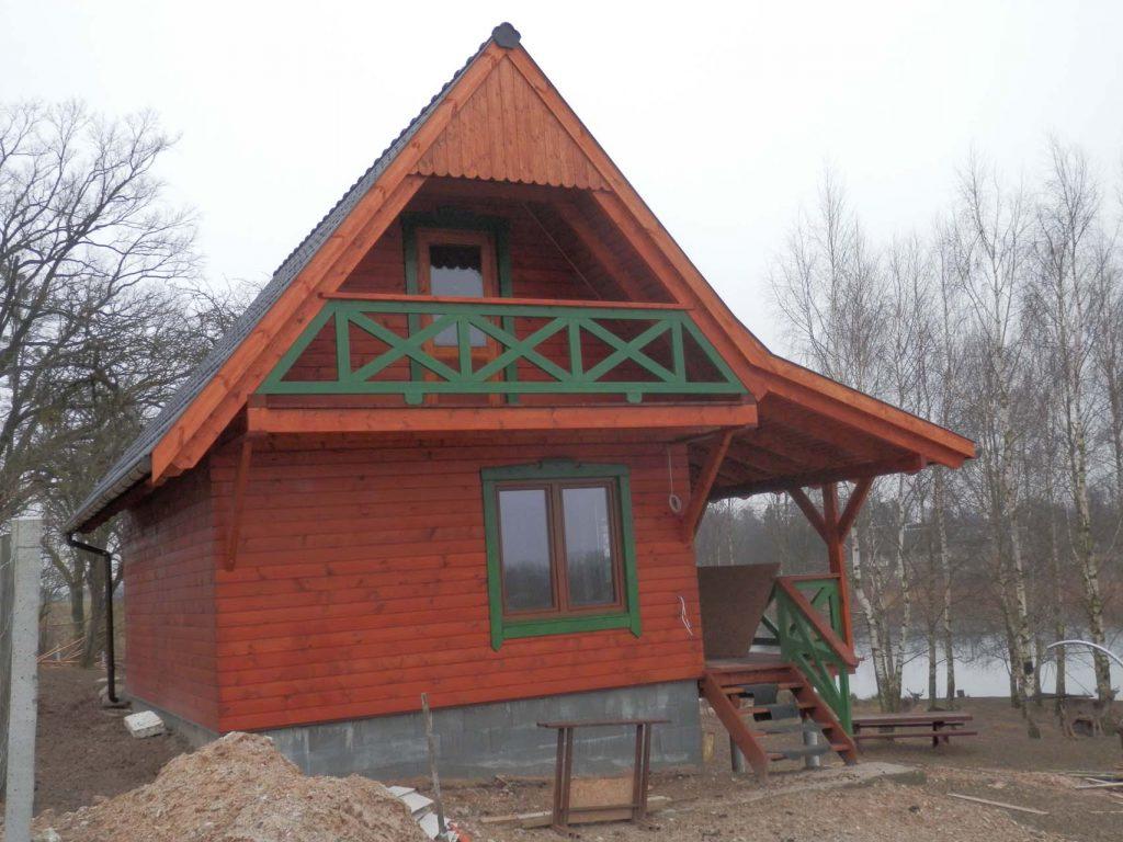 Techma + Dom wRogiedlach